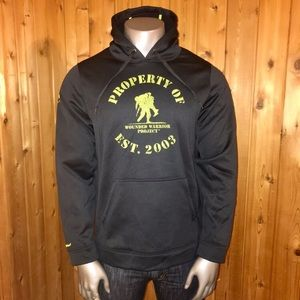 Under Armour Wounded Warriors Men's Large Hoodie
